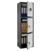 Шкаф бухгалтерский SL-150/3T EL (AIKO)