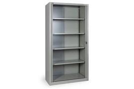 Шкаф архивный КД-144 (двери серые)