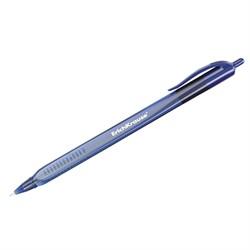 "Ручка шариковая автоматическая ""Ultra Glide Technology U-28"", синяя, 1мм, трехгран. - фото 13721"