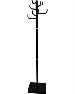 Вешалка напольная Мажор 2 (чёрный)