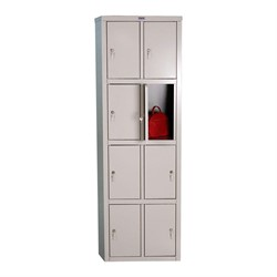 Шкаф для одежды LS(LE)-24 (ПРАКТИК)
