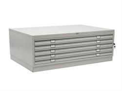 Шкаф картотека для больших форматов A1-05/1 (верх) (ПРАКТИК)