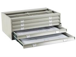 Шкаф картотека для больших форматов A0-05/2 (промежуточная секция) (ПРАКТИК)