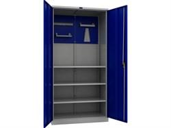 Шкаф инструментальный ТС-1995-023000 с аксессуарами (приобретаются отдельно).