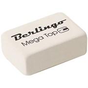 """Ластик """"Mega Top"""", прямоугольный, натуральный каучук, 26*18*8мм"""