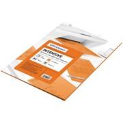 Бумага цветная OfficeSpace intensive А4, 80г/м2, 50л. (оранжевый)