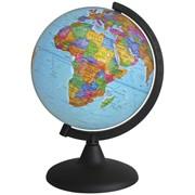 Глобус политический 21см на круглой подставке