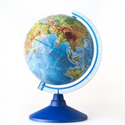 Глобус ландшафтный рельефный 250мм