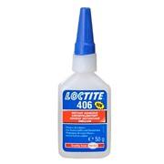 Клей моментальный цианоакрилатный Loctite 406  (50 гр.)