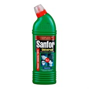 """Средство для туалета и ванны """"Sanfor  Universal Морской бриз"""", 10в1, 500 мл."""