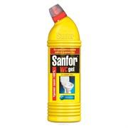"""Средство санитарно-гигиеническое """"Sanfor  WC gel Морской бриз"""", 750 мл."""