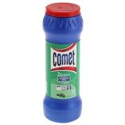 """Порошок чистящий с дезинфицирующими свойствами """"Comet Сосна с хлоринолом"""", 475 гр."""