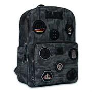 Рюкзак молодёжный, 43*29*15 см, 1 отделение, 3 кармана