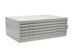 Шкаф картотека для больших форматов A1-05/0 (база) (ПРАКТИК)