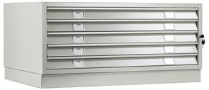 Шкаф картотека для больших форматов A1-05/3 (низ) (ПРАКТИК)