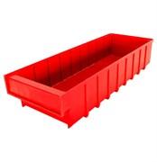 Ящик 500х185х100 (серия Б) цвет красный